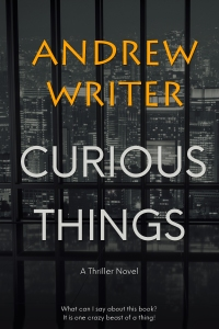 Curious Things - Thriller ECover