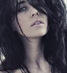 Photo of beauty brunette lady