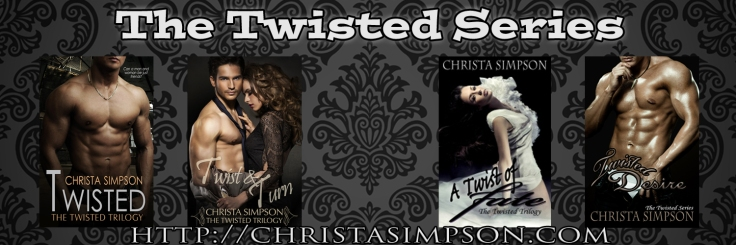 twisted series - twitter banner